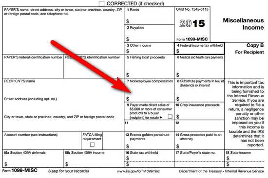 Form 1099-MISC Melbourne Independent Contractor